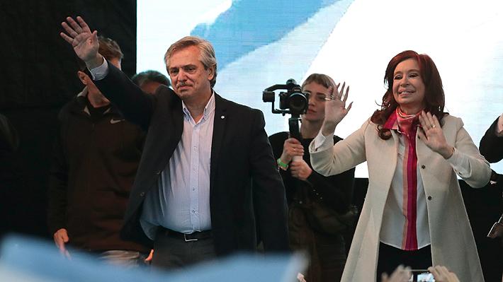 Fernández cierra la campaña en Santa Rosa