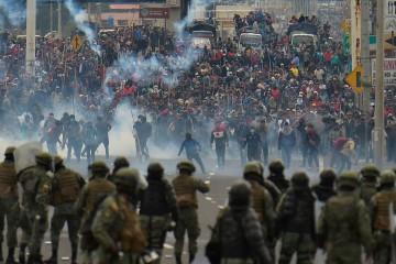 ¿Qué pasa en Ecuador?