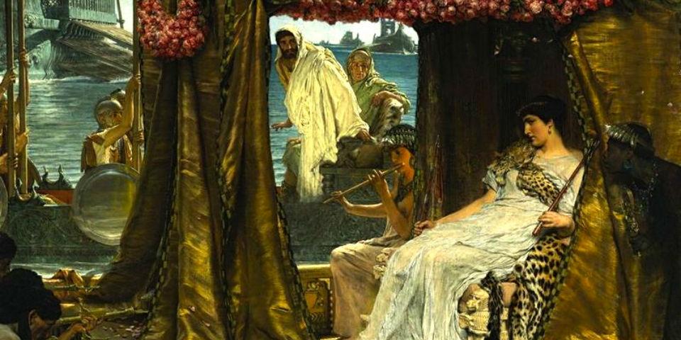 ¿Qué comía Cleopatra?