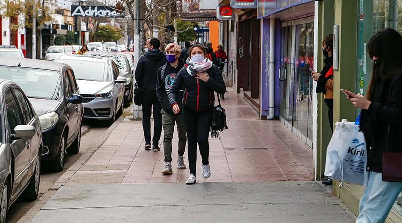 Santa Rosa: los servicios en pandemia