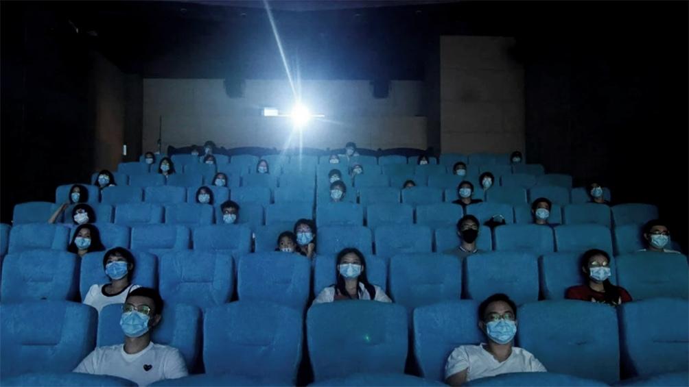 Reabren los cines en La Pampa