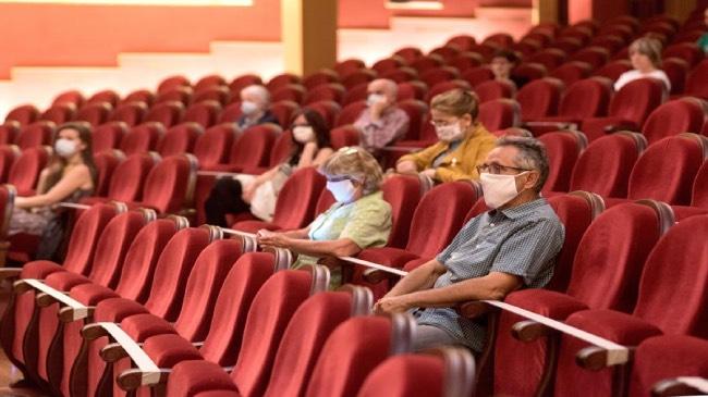 Reabren cine, teatro y auditorio