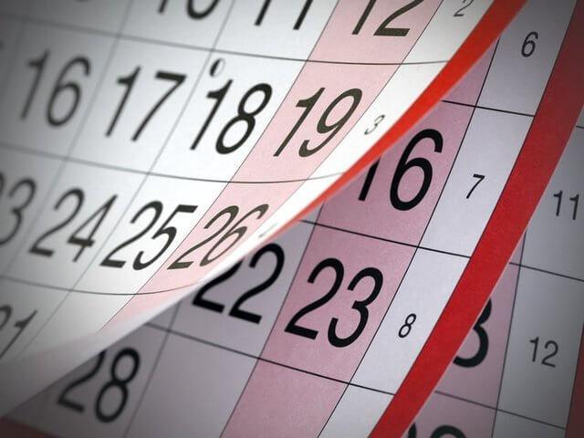 8 y 11 de octubre serán feriados
